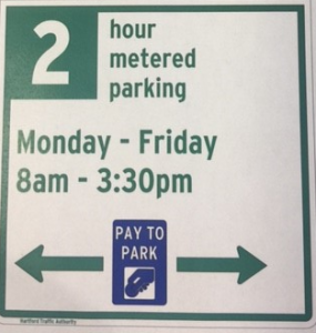 Parking Tips | Hartford Parking Authority